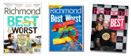 Richmond Magazine | Best & Worst - 2011, 2012, 2013