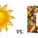 Vitamin D: 7 reasons to get it from diet vs. sun exposure