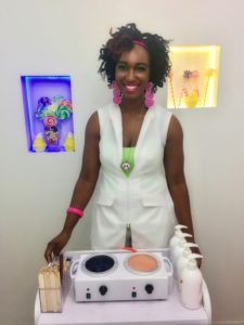 Nakisha | Waxing Tech | Glow Med Spa Waxing Station